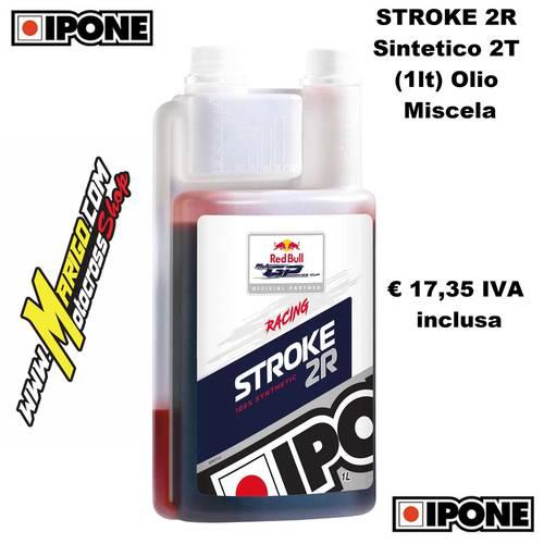 10- STROKE 2R Sintetico 2T (1lt) Olio Miscela