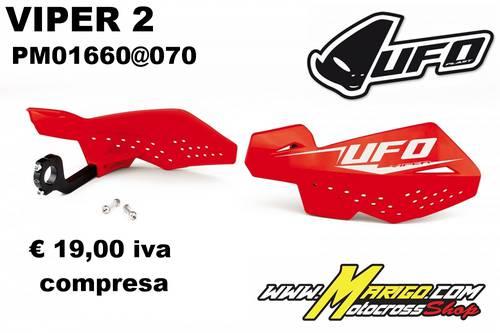 PARAMANI UFO VIPER 2 rosso