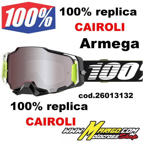 100% ARMEGA CAIROLI