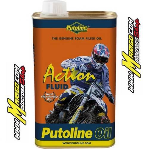 Action Fluid olio filtro aria cod. 70005