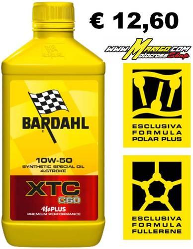 BARDAHL  XTC  c60 10W 50