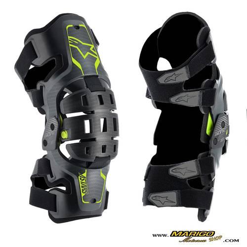 ALPINESTARS  -  Bionic 5-S  Youth  (Minicross)
