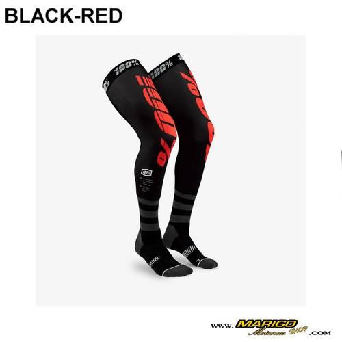 100%  -  Knee Brace Moto Socks