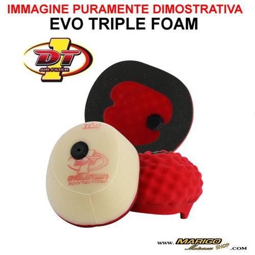DT1  -  Evolution Triple Foam