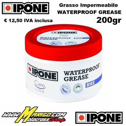 Grasso Impermeabile WATERPROOF GREASE (200gr)