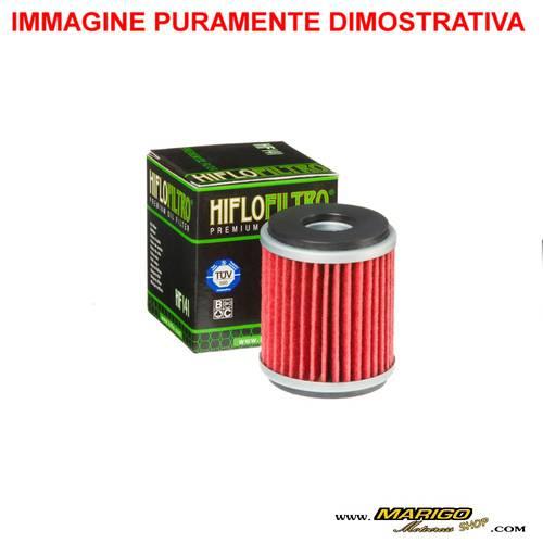 Oil Filter Hiflo Filtro