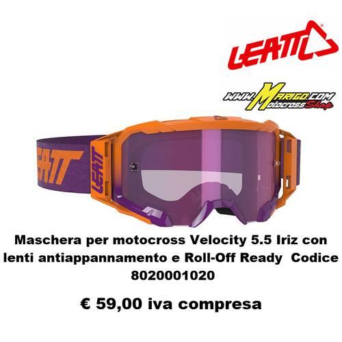 Velocity 5.5  2021 codice.8020001020
