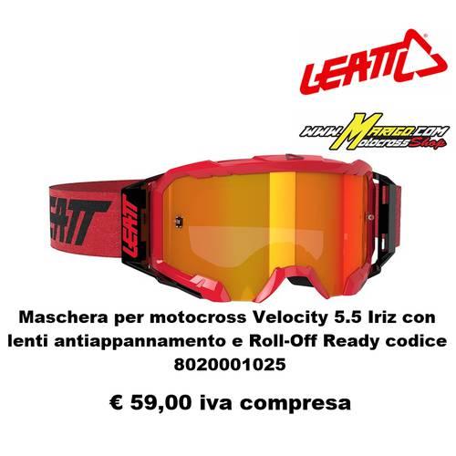 Velocity 5.5  2021 codice.8020001025