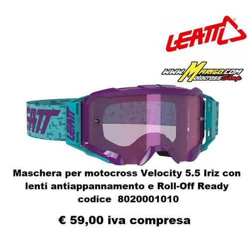 Velocity 5.5  2021 codice.8020001010