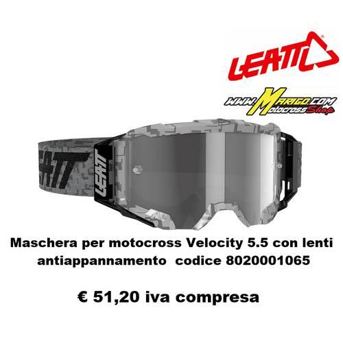 Velocity 5.5  2021 codice. 8020001065