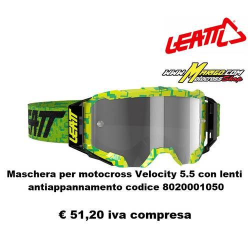 Velocity 5.5  2021 codice.8020001050