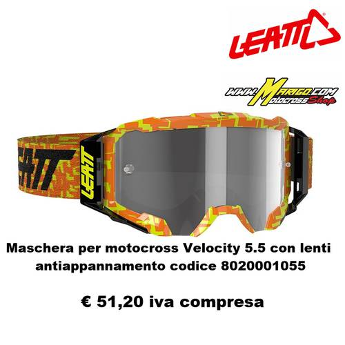 Velocity 5.5  2021 codice.8020001055