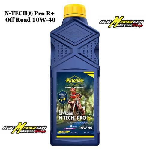 N-TECH® Pro R+ Off Road 10W-40