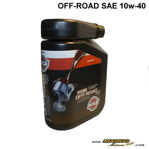 OFF ROAD Sae 10-W40 / 10-W50