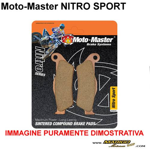 Moto-Master - NITRO SPORT