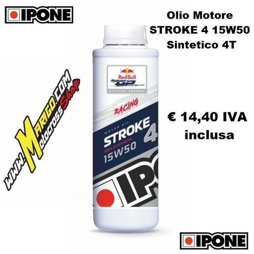 3 - STROKE 4 15W50 Sintetico 4T (1lt)  Olio Motore