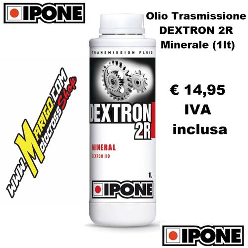Olio Trasmissione DEXTRON 2R Minerale (1lt)