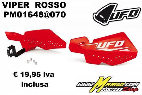 PARAMANI UFO VIPER  rosso