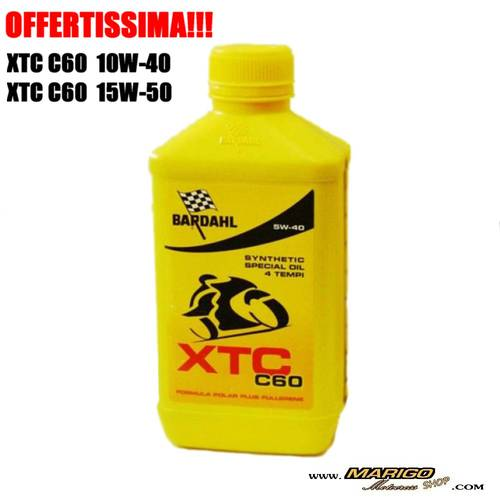 SPECIAL OFFER !!! Bardahl XTC C60 Road