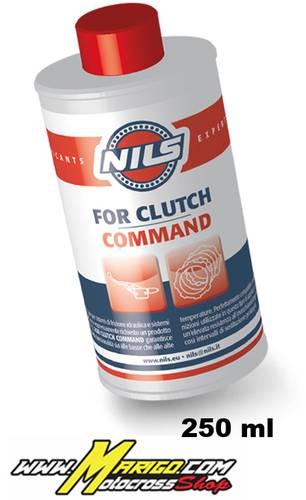 BRAKE & CLUTCH FLUID   CLUTCH COMMAND