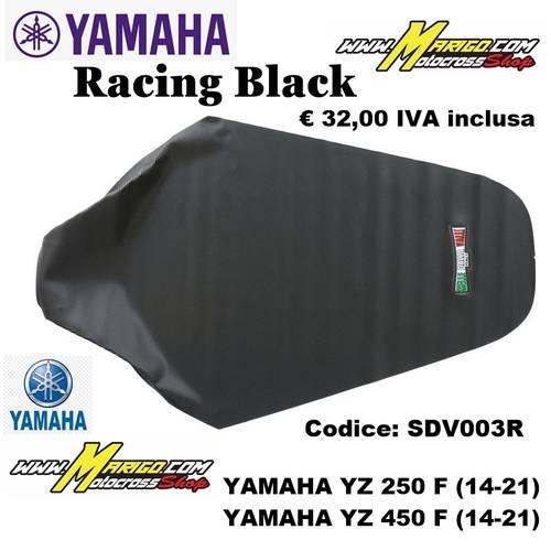 COPRISELLA DALLA VALLE YAMAHA YZF    450/YZF250 - (14-21) RACING NERO