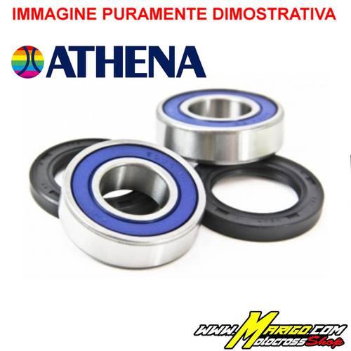 Cuscinetti Ruota Posteriore  -  Athena