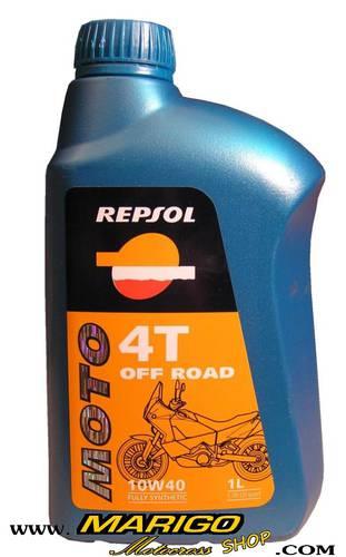 SUPEROFFERTA!!!   Repsol 4T Off Road