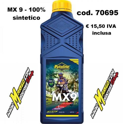 MX9 Ester Tech (2 times)