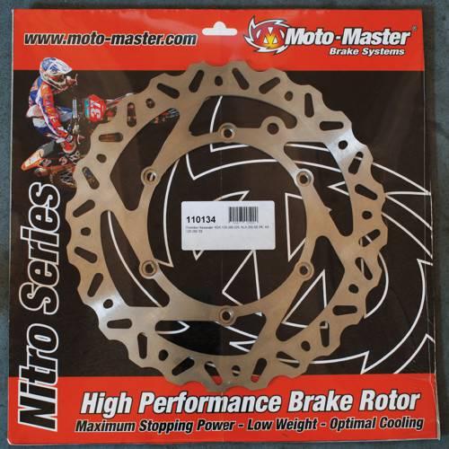Moto Master - Nitro Series Front