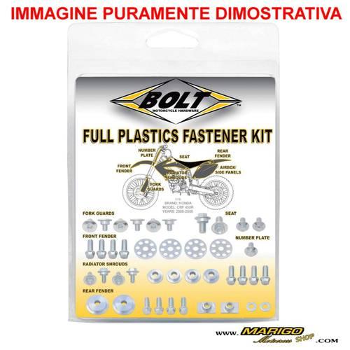 Plastic Mounting Screw Kit  -  Bolt