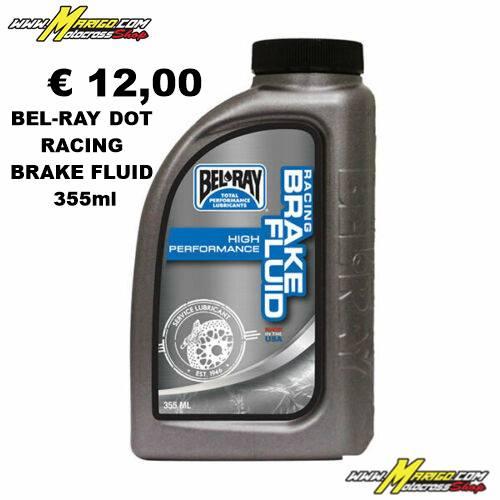 BEL-RAY DOT RACING BRAKE FLUID 355ml Bel Ray
